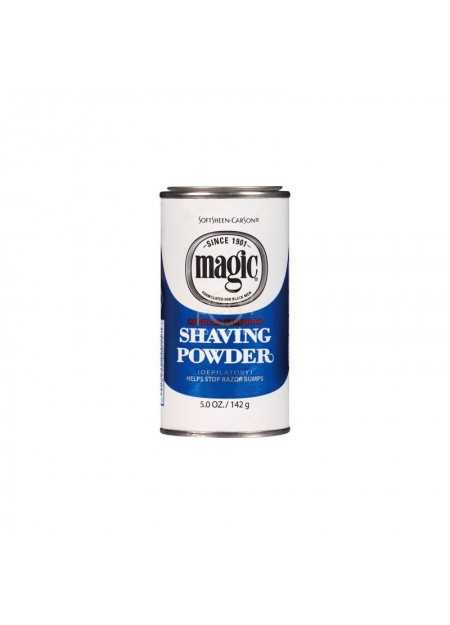 MAGIC REGULAR STRENGTH SHAVING POWDER BLUE 142 G