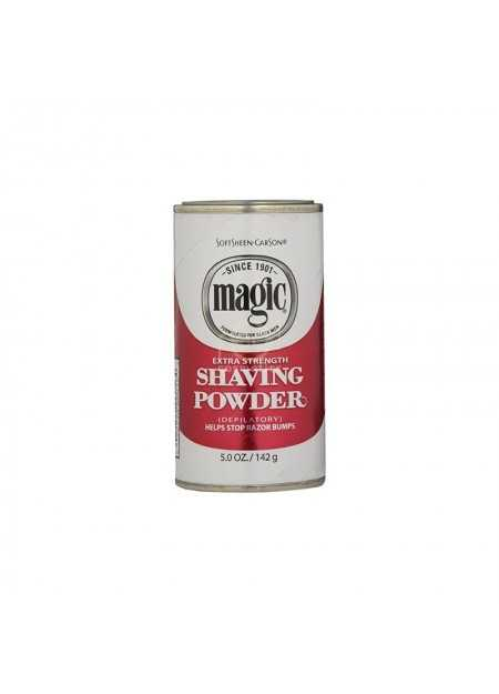 MAGIC SHAVING POWDER RED EXTRA STRENGTH 142 G