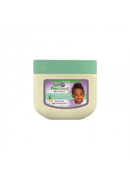 SOFT & PRECIOUS NURSERY JELLY WITH ALOE & VITAMIN E 368 G