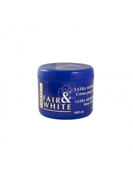 FAIR & WHITE ULTRA MOISTURIZING BODY CREAM 400 ML