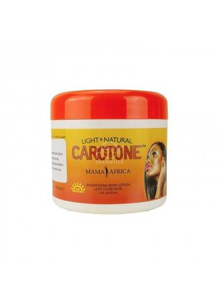 MAMA AFRICA' CAROTONE BODY BRIGHTENING SKIN BODY LOTION 450 ML
