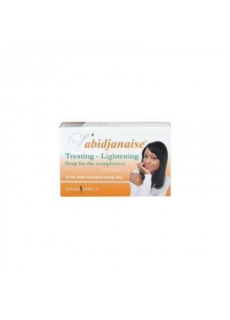 MAMA AFRICA' L'ABIDJANAISE TREATING LIGHTENING SOAP 200 G