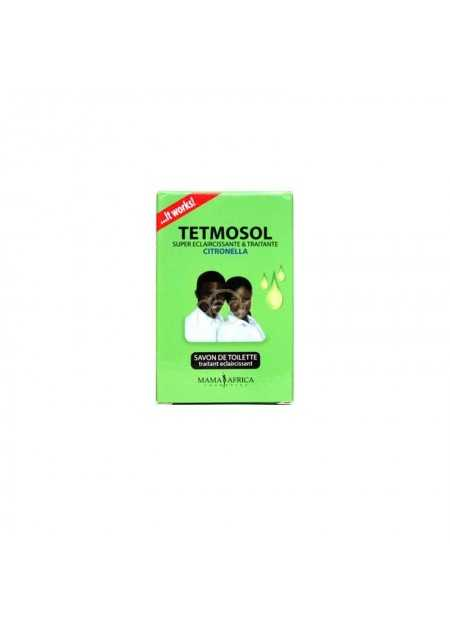 MAMA AFRICA' TETMOSOL LIGHTENING BEAUTY SOAP CITRONELLA 200 G