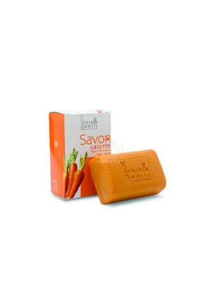 FAIR & WHITE ORIGINAL CARROT EXFOLIATING SOAP 200 G