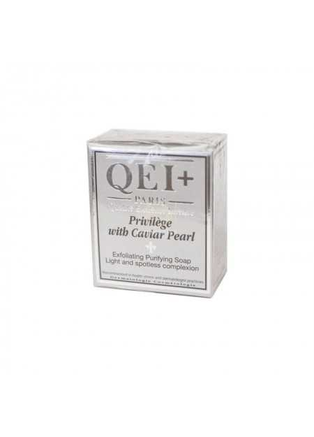 QEI+ PARIS PRIVILEGE WITH CAVIAR PEARL SOAP 200 G