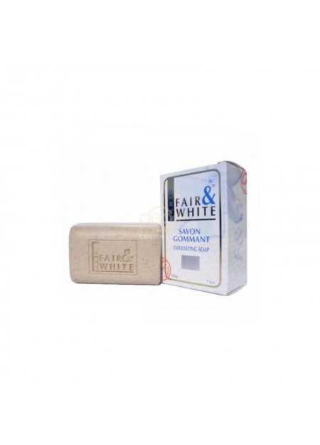 FAIR & WHITE SAVON GOMMANT EXFOLIATING SOAP 200 G