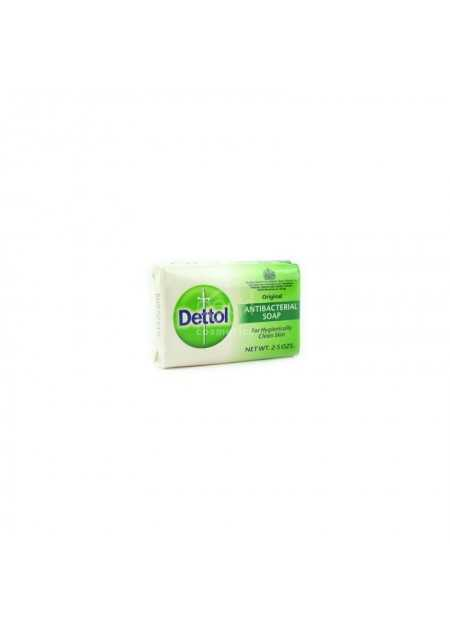 DETTOL ORIGINAL ANTIBACTERIAL SOAP FOR HYGIENICALLY CLEAN SKIN 75 G