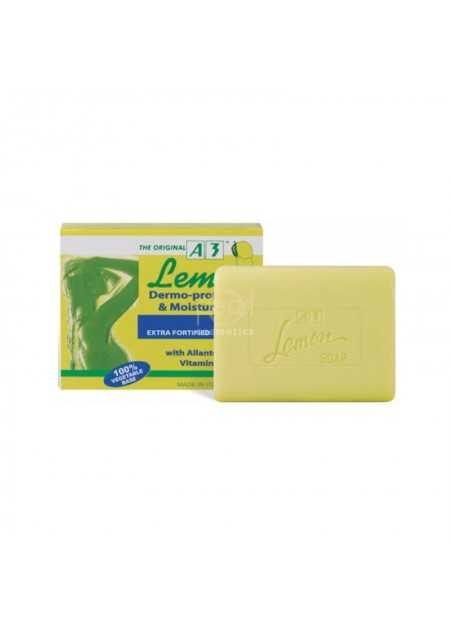 A3 LEMON DERMO-PURIFYING SOAP WITH ANTIBACTERIAL 100 G