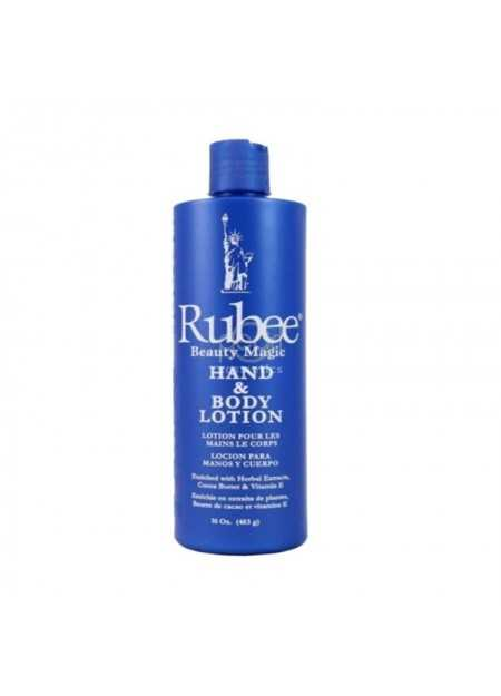 RUBEE BEAUTY MAGIC HAND & BODY LOTION 473 ML