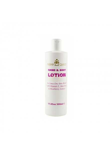NUBIAN QUEEN HAND & BODY LOTION 500 ML