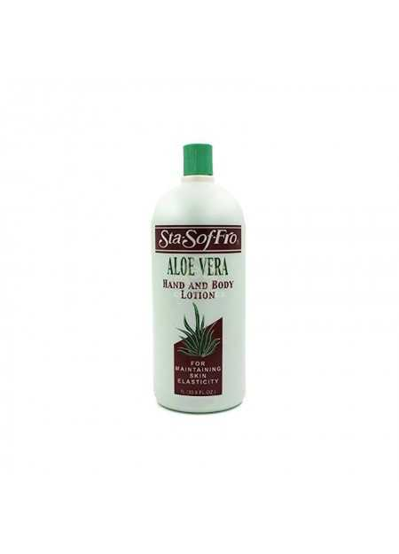 STA-SOF-FRO ALOE VERA HAND AND BODY LOTION 1000 ML