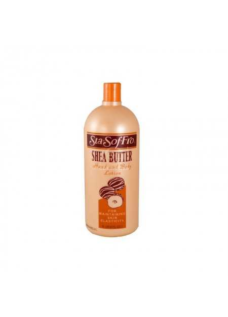 STA-SOF-FRO SHEA BUTTER HAND AND BODY LOTION 1000 ML