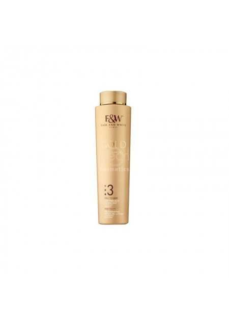 FAIR & WHITE 3 GOLD REJUVENATING MOISTURE LOTION 500 ML