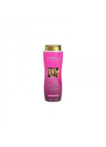 FAIR & WHITE MISS WHITE BEAUTY ACTIVE LIGHTENING BODY LOTION 500 ML