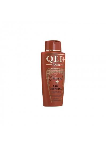 QEI+PARIS STRONG SKIN LIGHTENING BODY MILK CREAM BLEACHING WHITENING WITH ARGAN OIL 500 ML
