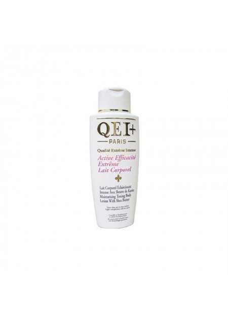 QEI+PARIS EFICICATE BLEACHING BODY LOTION WITH SHEA BUTTER 480 ML