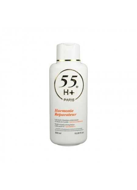55H+ PARIS REPARATEUR MULTI VITAMIN STRONG LOTION WITH CARROT OIL 500 ML