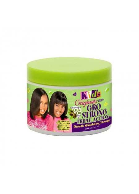 AFRICA'S BEST KIDS GRO STRONG TRIPLE ACTION GROWTH STIMULATING THERAPY 237 ML