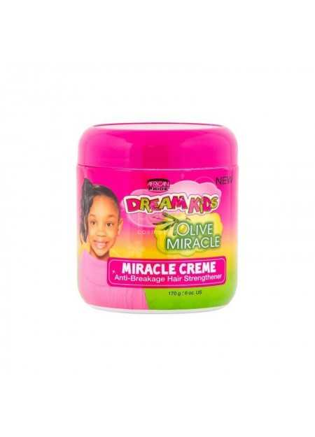 AFRICAN PRIDE DREAM KIDS OLIVE MIRACLE MIRACLE CREAM 170 G