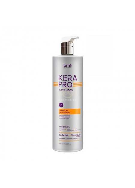 BMT KERA PRO ADVANCED MASCARA DE ALISADO 1000 ML