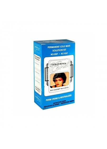 HOLLYWOOD CURL PERMANENT COLD WAVE SOLUTION KIT
