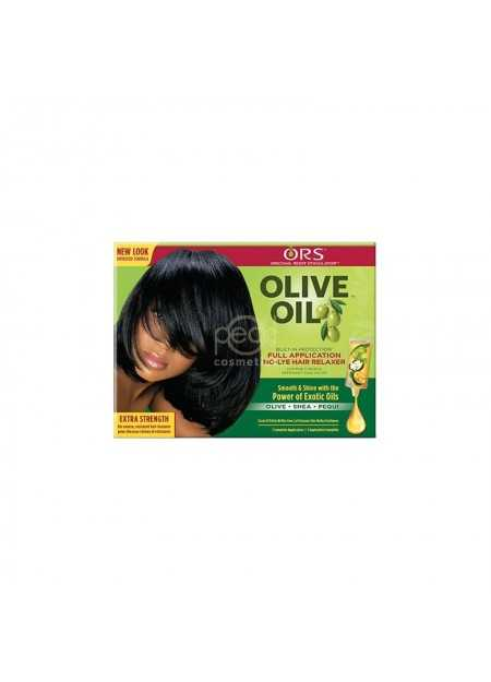 ORS OLIVE OIL NO-LYE HAIR RELAXER EXTRA STRENGTH