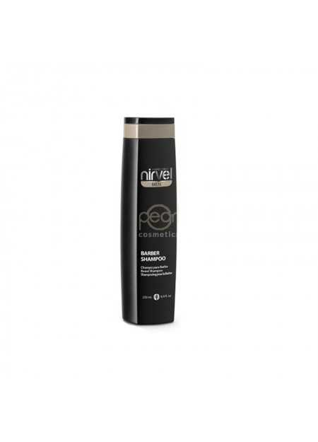 NIRVEL PROFESSIONAL BARBER SHAMPOO 250 ML