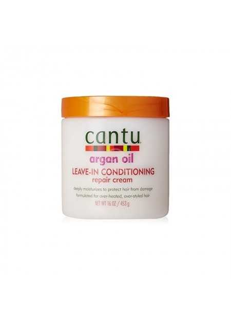CANTU CARE ARGAN OIL LEAVE-IN CONDITIONING REPAIR CREAM 453 G
