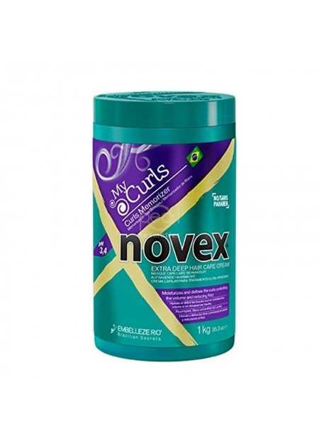 NOVEX MY CURLS MEMORIZER DEEP CONDITIONING HAIR MASK 1 KG