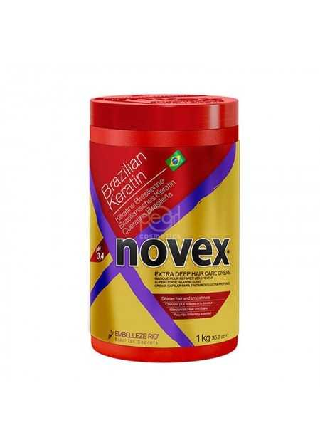 NOVEX BRAZILIAN KERATIN DEEP CONDITIONING HAIR MASK 1 KG