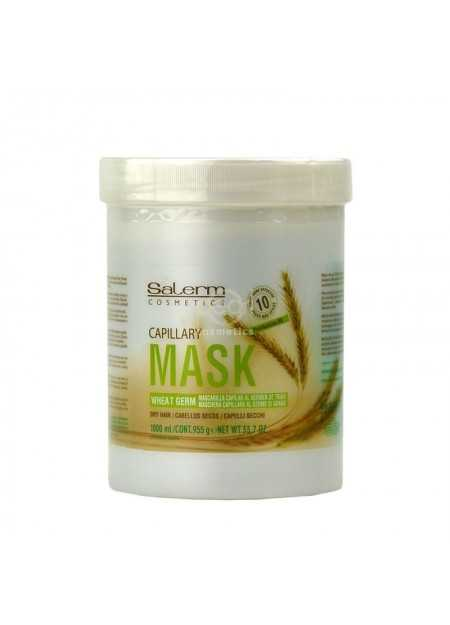 SALERM COSMETICS HAIR MASK WHEAT GERM 1000 ML