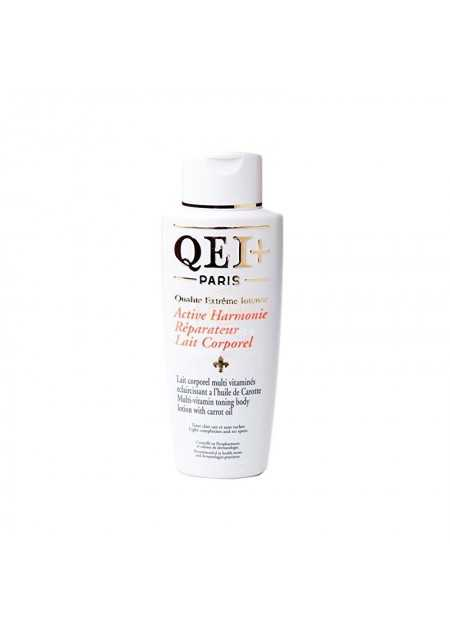 QEI+ PARIS ACTIVE HARMONIE REPARATEUR LAIT CORPOREL BODY LOTION WITH CARROT EXTRACT 480 ML