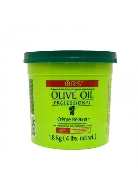 ORS OLIVE OIL PROFESSIONAL CREME RELAXER NORMAL 1.8 KG