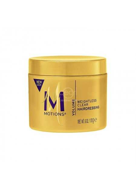 MOTIONS WEIGHTLESS CLEAR HAIRDRESSING 170 G