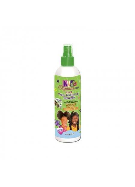 AFRICA'S BEST KIDS ORGANICS  2-N-1 NATURAL CONDITIONING DETANGLER 355 ML