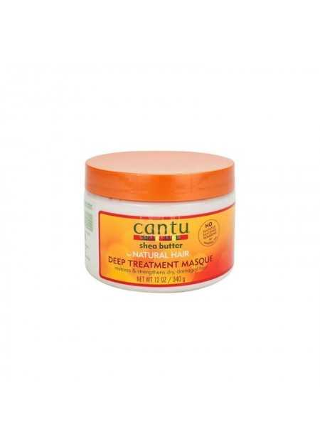 CANTU CARE SHEA BUTTER FOR NATURAL HAIR DEEP TREATMENT MASQUE 340 G