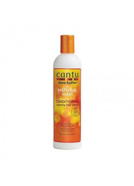 CANTU CARE SHEA BUTTER FOR NATURAL HAIR CONDITIONING CREAMY HAIR LOTION 355 ML