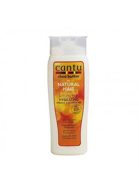 CANTU CARE SHEA BUTTER FOR NATURAL HAIR SULFATE-FREE HYDRATING CREAM CONDITIONER 400 ML