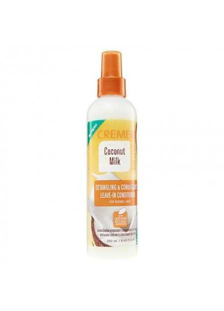 CREME OF NATURE COCONUT MILK DETANGLING & CONDITIONING LEAVE-IN CONDITIONER 250 ML
