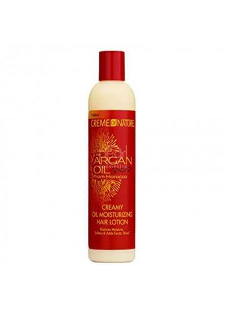 CREME OF NATURE ARGAN OIL MOISTURIZING HAIR LOTION 250 ML