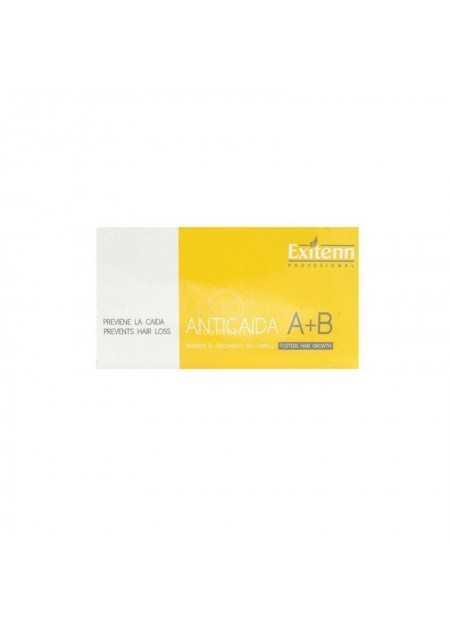 EXITENN PROFESIONAL ANTICAIDA A+B TRATAMIENTO 10X7 ML