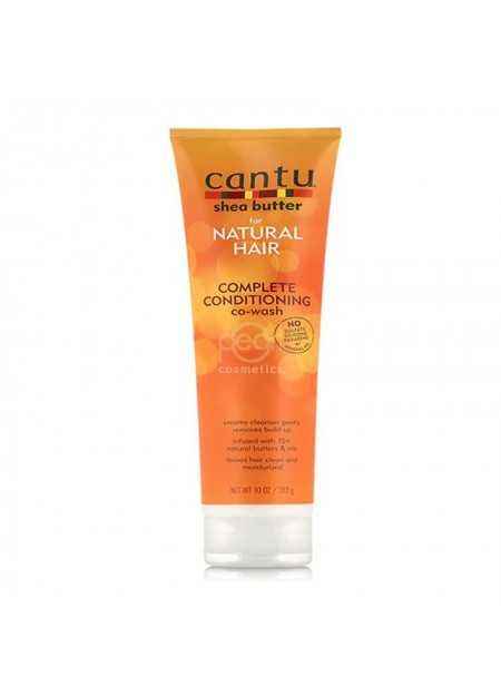 CANTU CARE SHEA BUTTER FOR NATURAL HAIR COMPLETE CONDITIONING CO-WASH 283 G