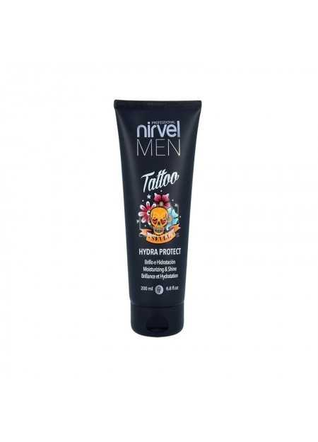 NIRVEL MEN TATTO HYDRA PROTECT CREAM 200 ML