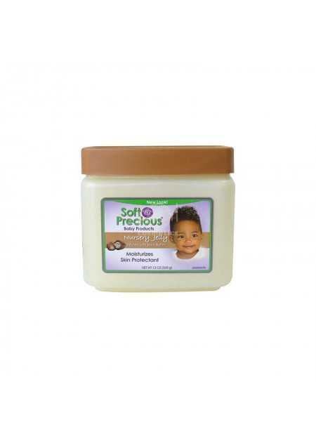 SOFT & PRECIOUS NURSERY JELLY BABY PRODUCTS INFUSED WITH SHEA BUTTER VASELINA 368 G