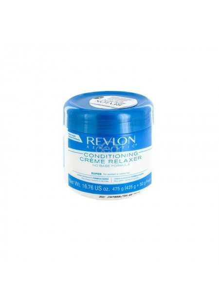 REVLON REALISTIC NO-BASE CONDITIONING CREME SUPER 475 G
