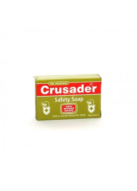 CRUSADER MEDICATED SAFETY SOAP 80 G