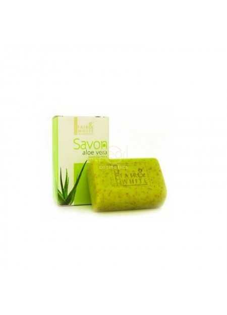 FAIR & WHITE SAVON ALOE VERA EXFOLIATING SOAP 200 G