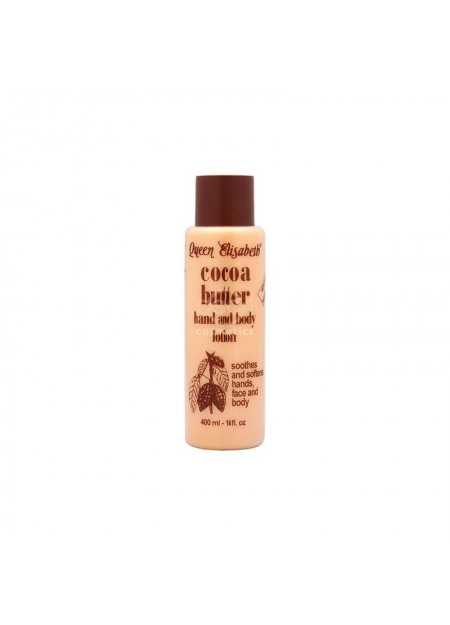 QUEEN ELISABETH BUTTER HAND AND BODY LOTION 400 ML