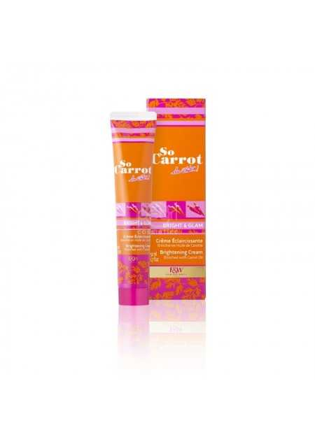 FAIR & WHITE SO CARROT BRIGHTENING CREAM 50 ML