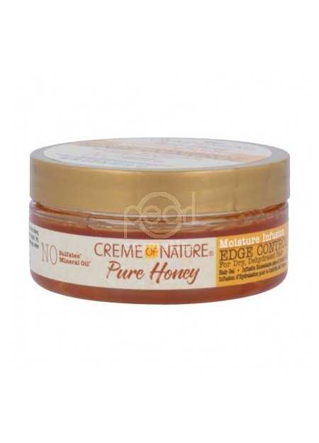 CREME OF NATURE PURE HONEY MOISTURIZING INFUSION EDGE CONTROL 63.7 G